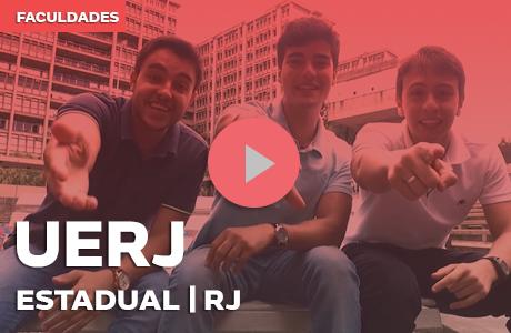 UERJ | Universidade do Estado do Rio de Janeiro