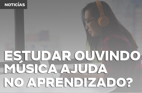Estudar ouvindo música pode aumentar o foco nos estudos?!
