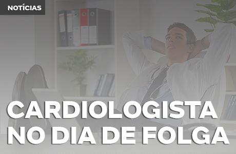 Como é o dia de folga do Cardiologista?